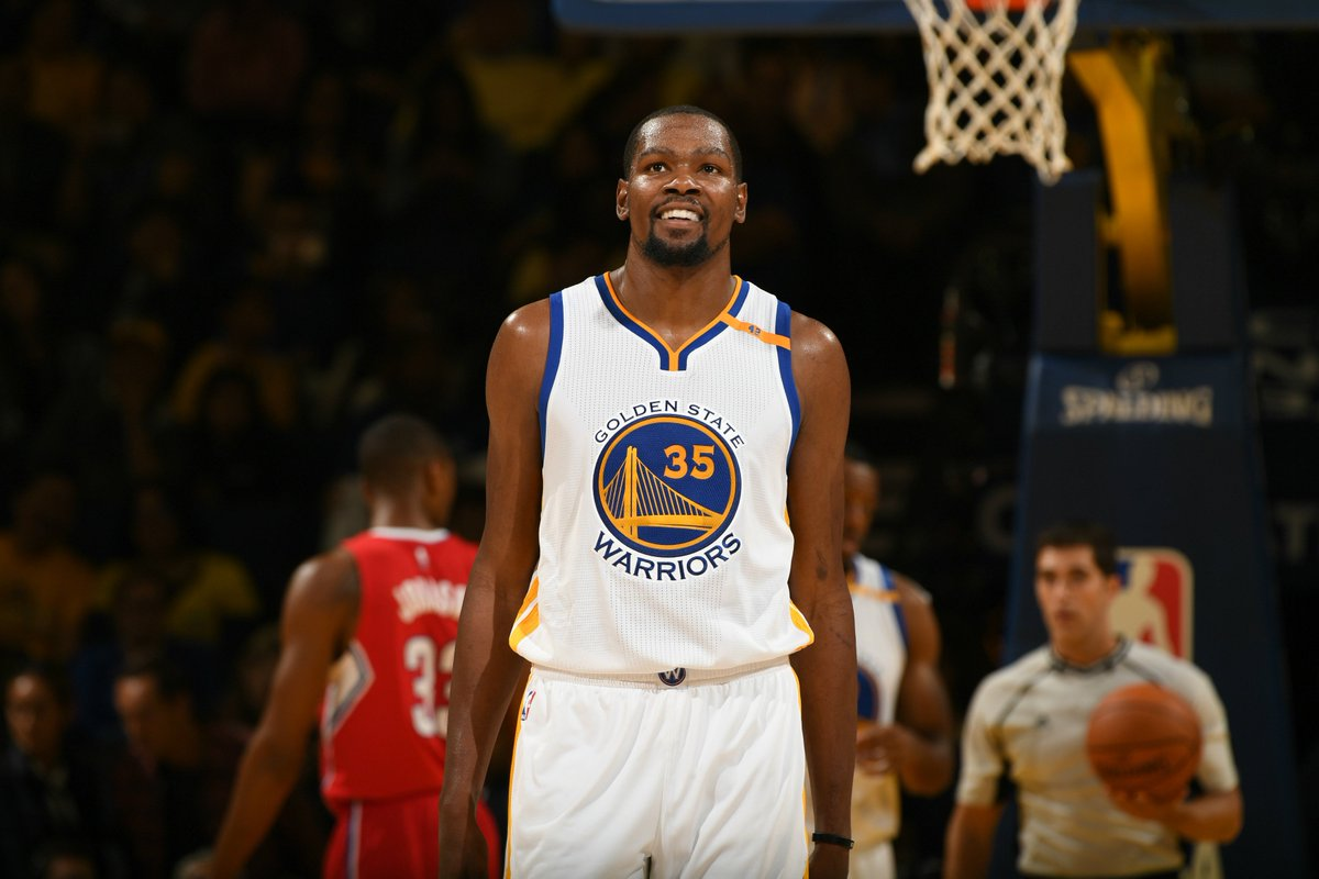 01d7a4c40efe Kevin Durant says he s  glad  the Warriors lost 2016 NBA Finals to the Cavs