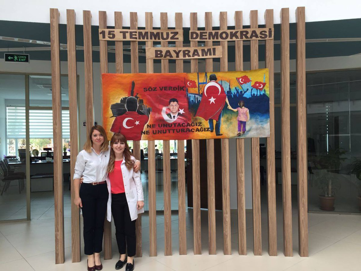 Pema Koleji در توییتر 15 Temmuz Pastel Boya Calismamiz Icin Resim