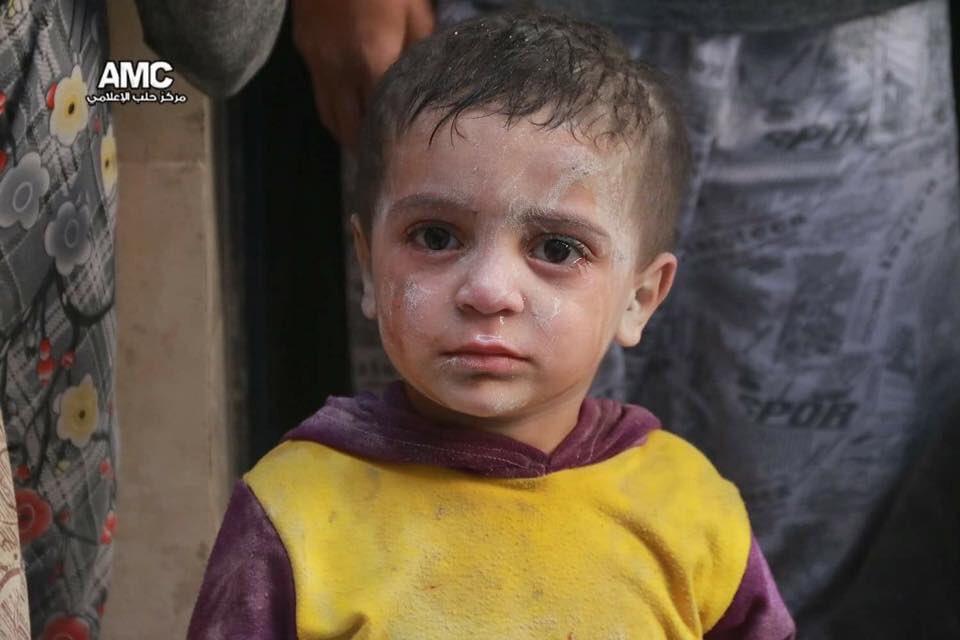 """أخر الاخبار والمستجدات جمعة """" انصـروا حلب الشهـداء """" 7-10 - صفحة 7 CufZrXeWgAYOliE"""