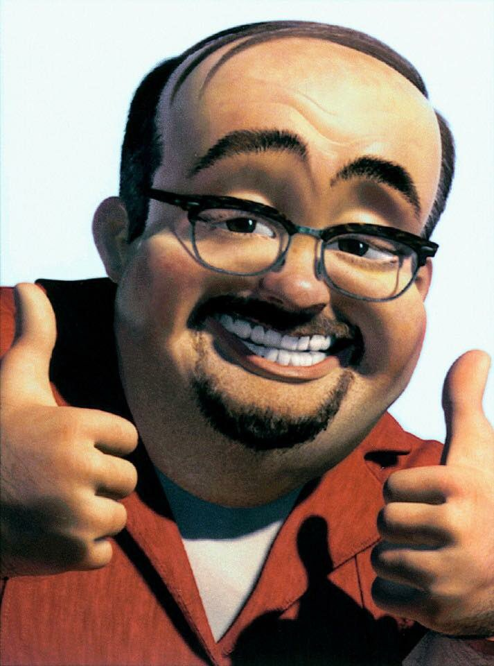 Hayley Spalding On Twitter U0026quot;WHY DOES KEN BONE LOOK LIKE THE BAD GUY FROM TOY STORY 2 THO?! # ...