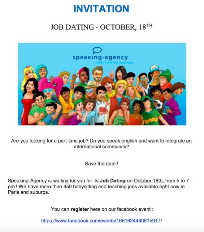speak dating paris comic nerd dating site