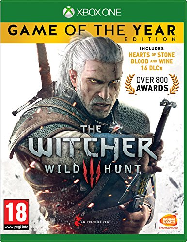 The Witcher 3 Game of the Year Edition (Xbox One) - https://t.co/uXoyJ8XbvU https://t.co/smxYLwIP5p