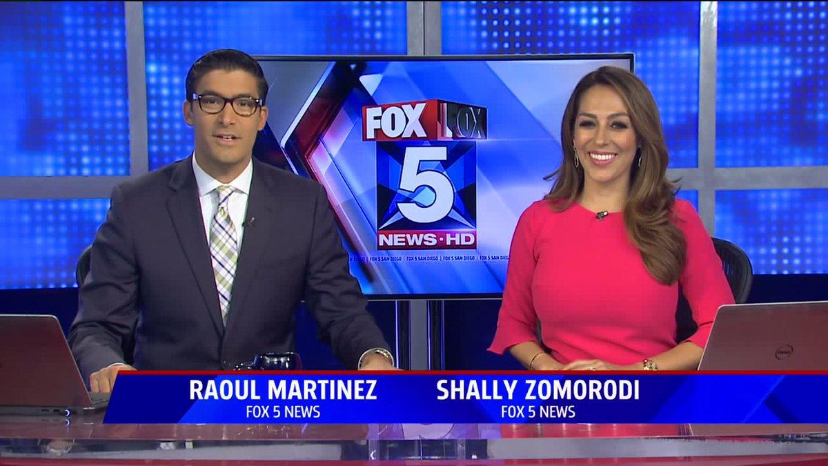 Morning News : FOX Morning News RaoulFOX shallyFOX