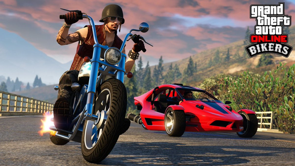 gta v biker dlc best business