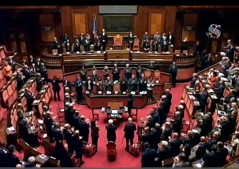 Senato repubblica on twitter commemorazione solenne di for Senato repubblica