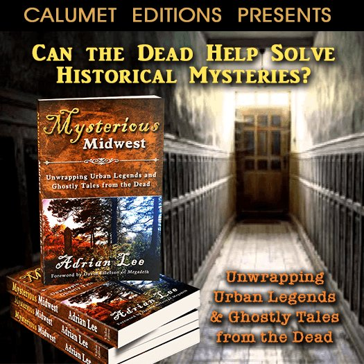 MYSTERIOUS MIDWEST - A compelling tour of the midwest's most haunted historical sites - Buy it now! http://smarturl.it/MYStg?IQid=1  pic.twitter.com/D7TTrjXqF1 (Recommended by Wisdom Editions) ^""
