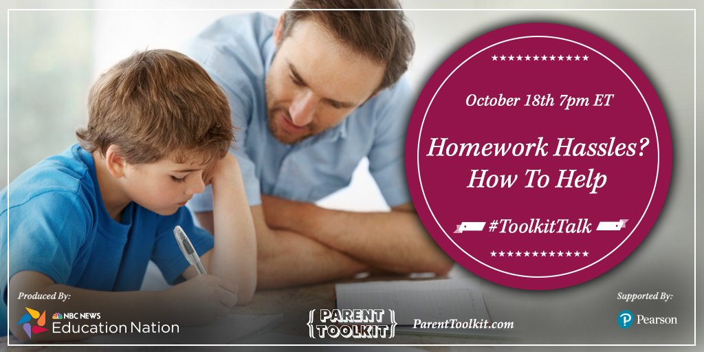 Help for homework hassles