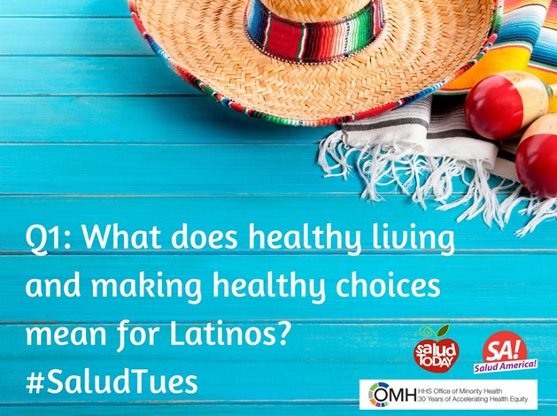 Thumbnail for Healthy Latinos! Tweetchat