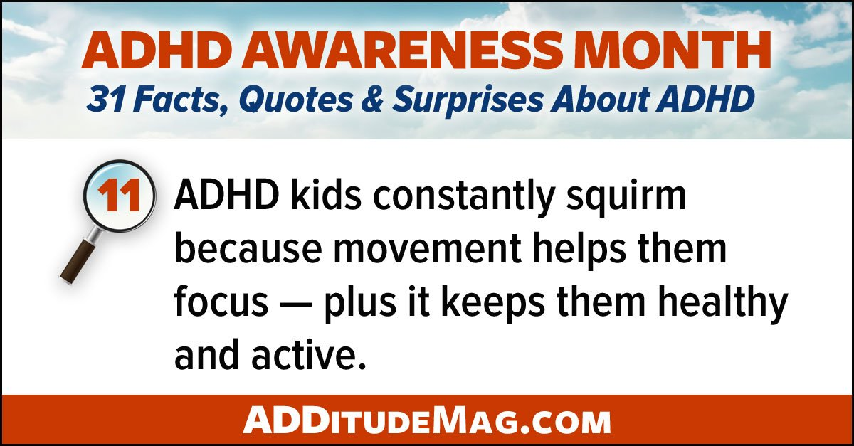That restless streak could be the secret to unlocking success for ADHD students. https://t.co/kF4s2vzlb0 https://t.co/TAPPy2dykx