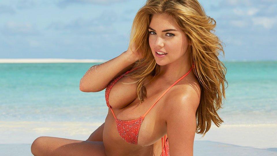 американские модели голые фото