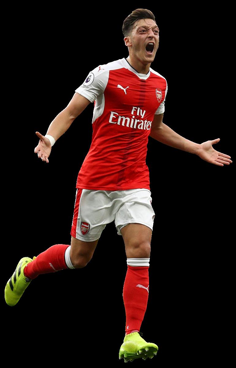 """FootyRenders on Twitter: """"RENDER OF THE WEEK: Mesut Özil ..."""