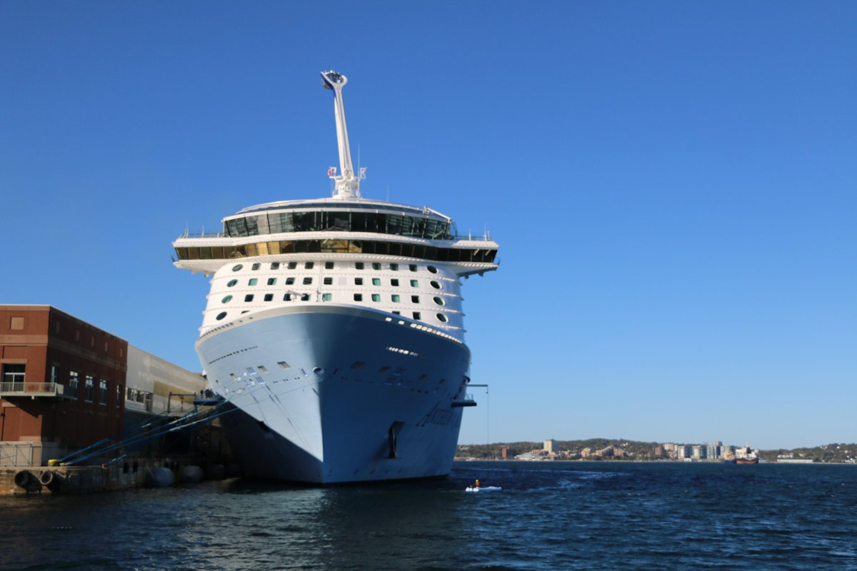 New EnglandCanada Anthem Port Or Starboard Cruise Critic - Port or starboard side of cruise ship