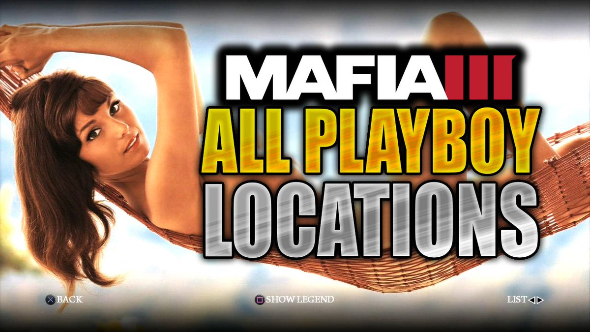 3 pictures mafia playboy So Whats