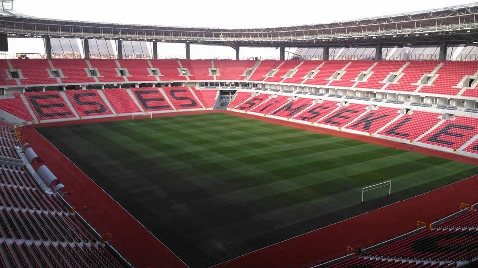 Ölkə prezidenti klubun yeni stadionuna ad seçdi -