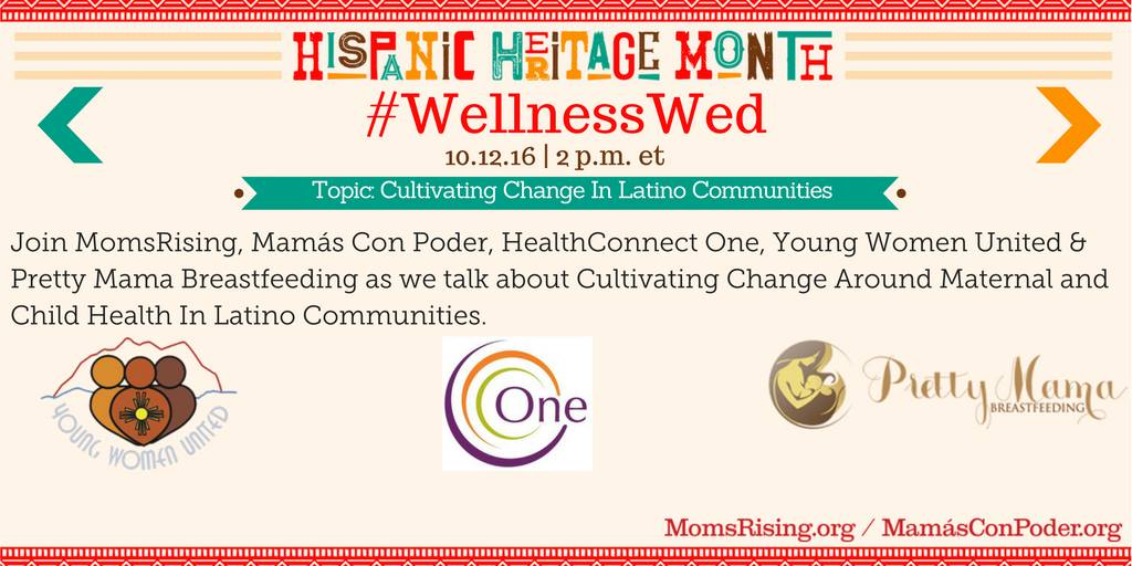 Thumbnail for #WellnessWed: Latinos and Health