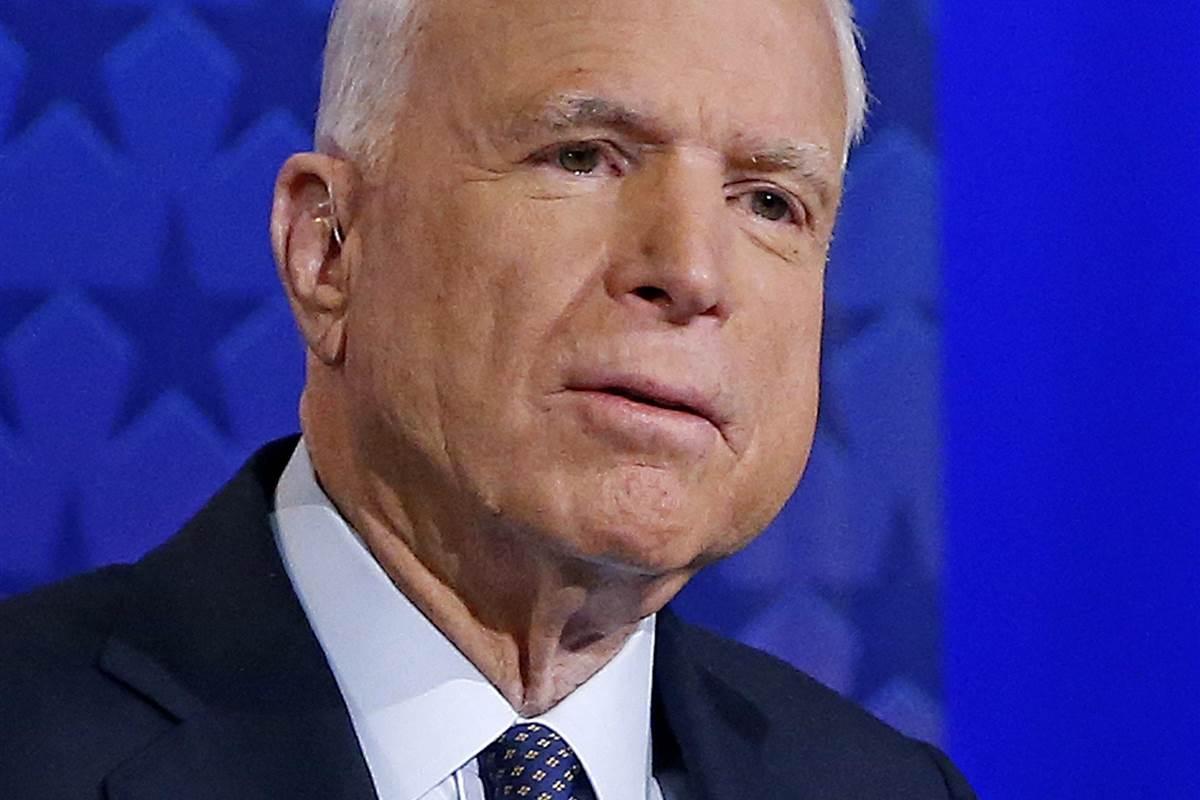 Watch John McCain cuss out female NYT reporter