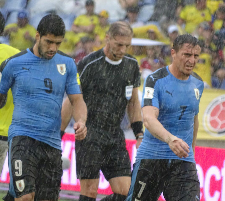 Gol del Cebolla en Uruguay