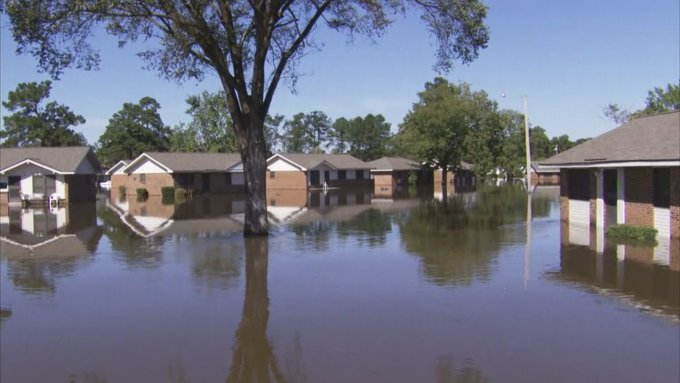 Image result for flood in lumberton