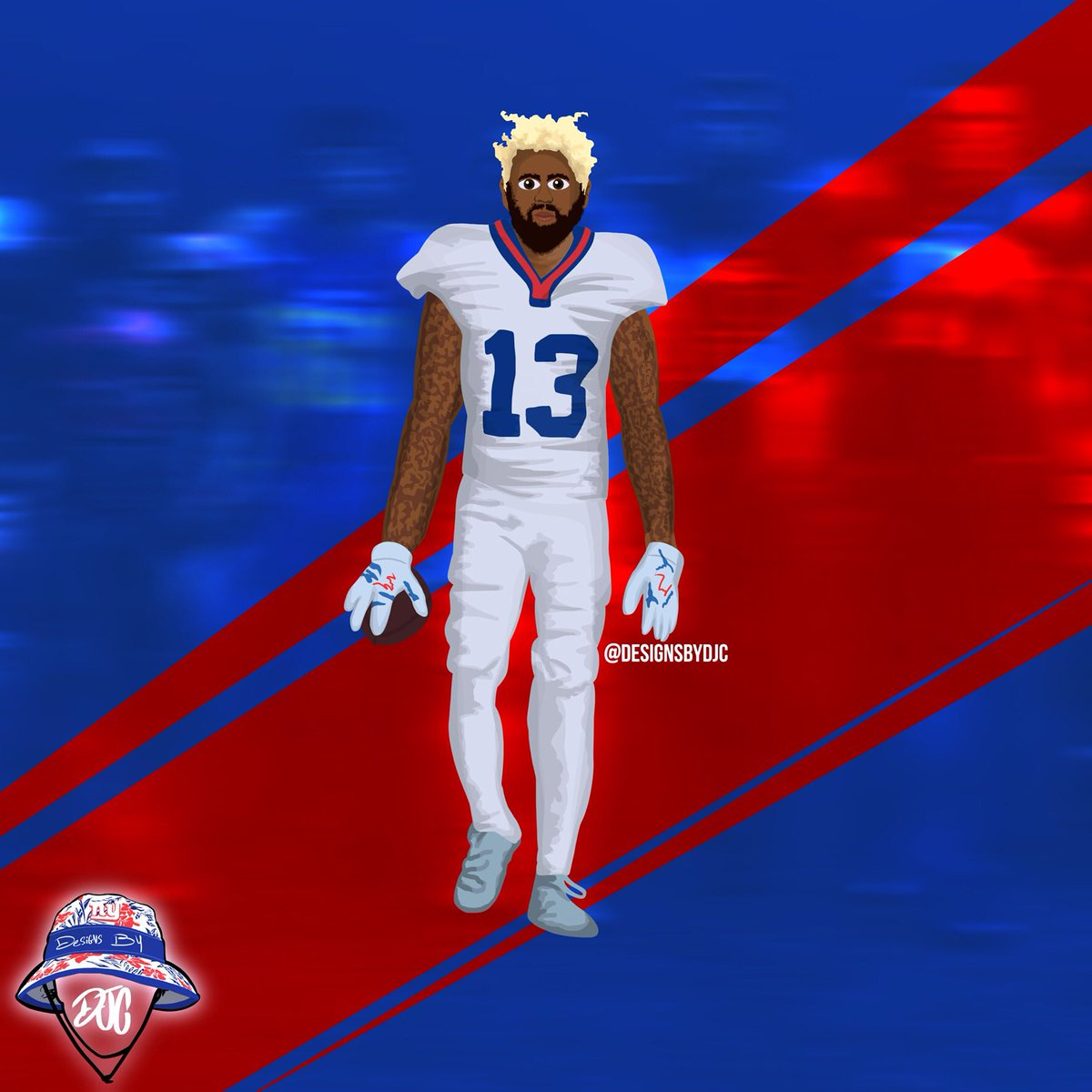 quality design 1d009 69fcf Odell Beckham Jr on Twitter: