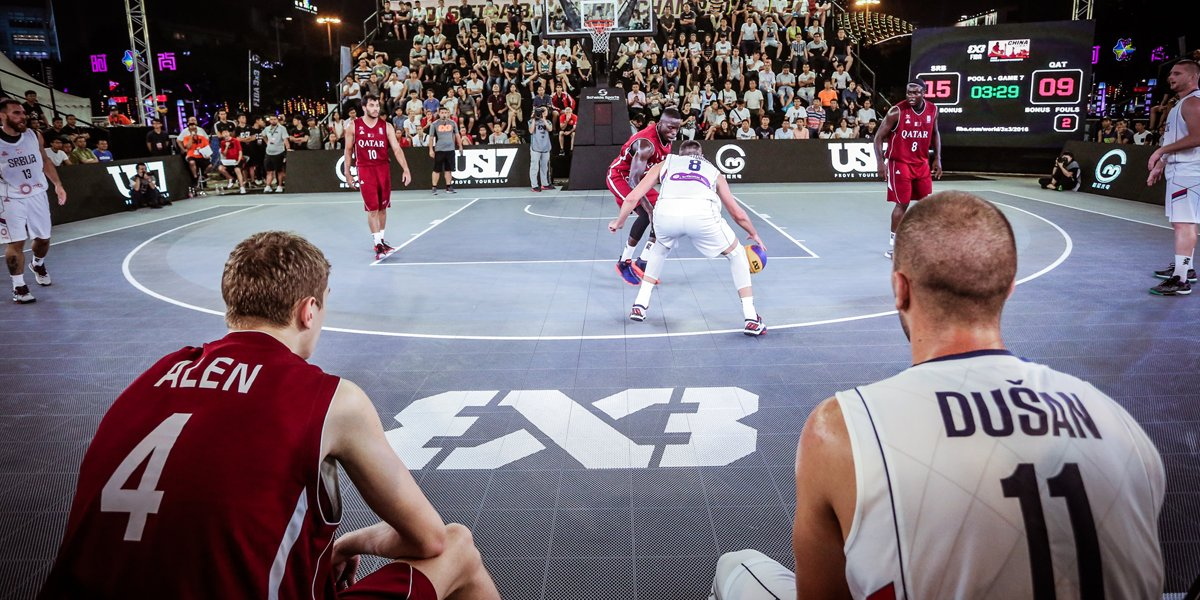 Qatar open FIBA 3x3 World Championships campaign with victory