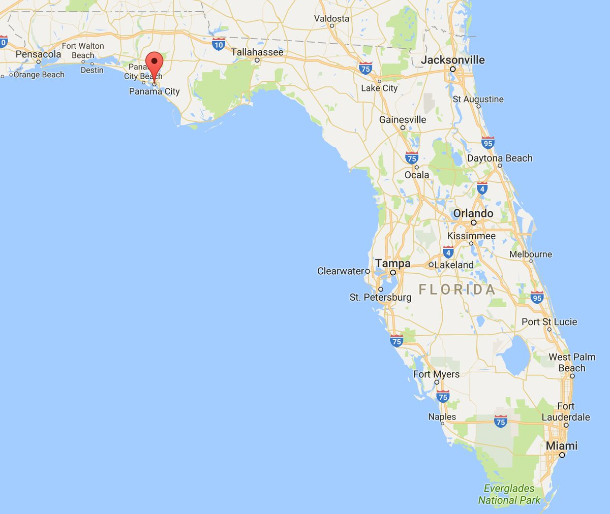 Bradd Jaffy On Twitter Whoever Wrote This Fl Speech For Trump He S Talked About Lake Okeechobee The Everglades Doral Cuba Mar A Lago
