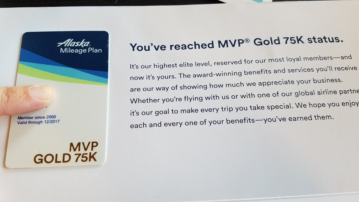 Alaska Airlines On Twitter Thanks For Your Loyalty Mt