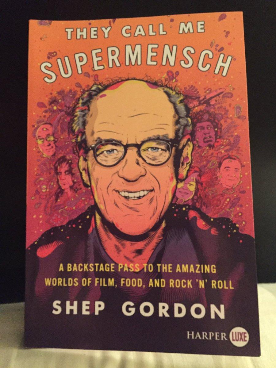 Supermensch book
