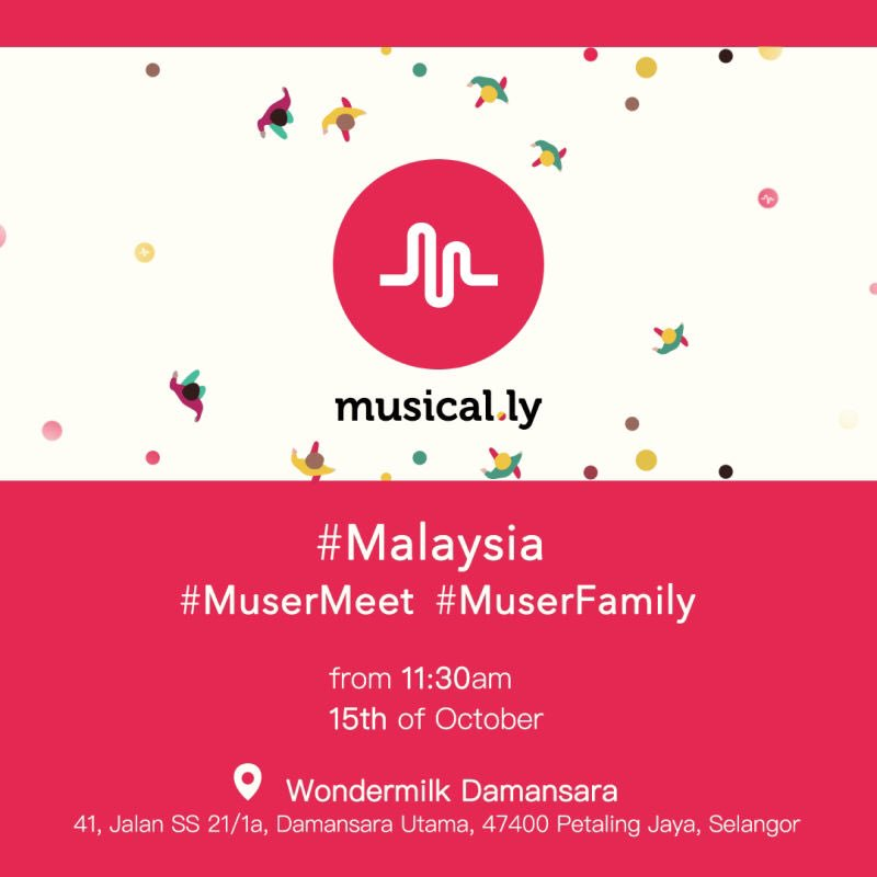 Musical malaysia on twitter hello there malaysian musers were 903 pm 11 oct 2016 m4hsunfo