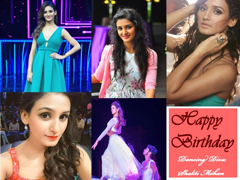 Dancer Shakti Mohan  IMAGES, GIF, ANIMATED GIF, WALLPAPER, STICKER FOR WHATSAPP & FACEBOOK