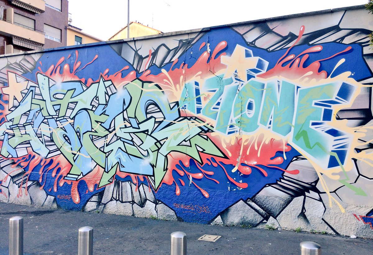 graffiti pure art essay Essays related to the art of graffiti 1 in the early stages of graffiti art, certain gangs were using it as way to tag what they claimed as their territory.