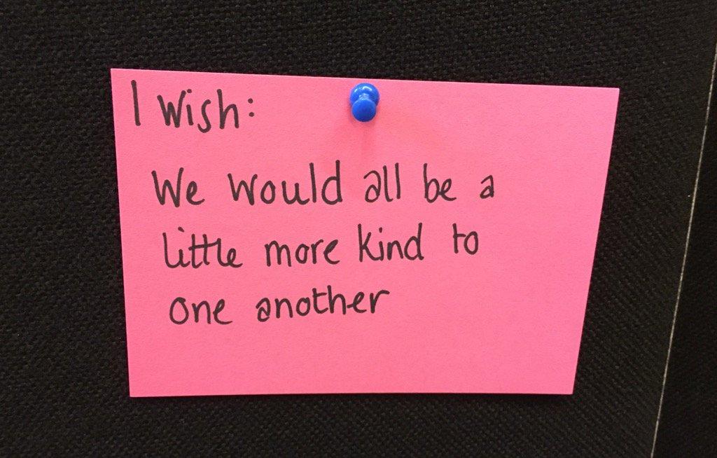 I wish... #workischanging #kindness https://t.co/NeYxoT8zC7