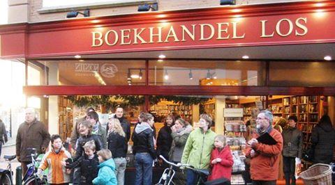 boekhandel los bussum