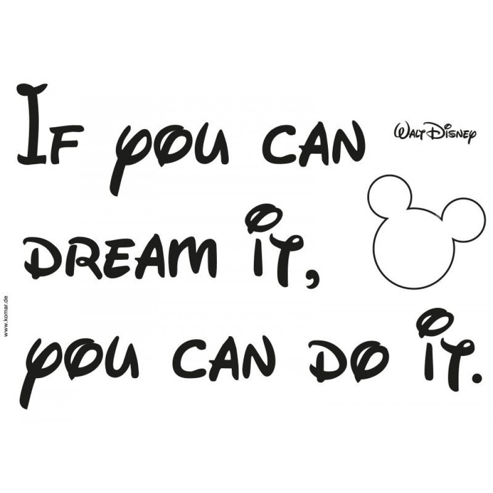 Nico Pène On Twitter If You Can Dream It You Can Do It