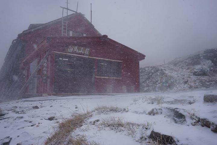 白馬岳も冬。 https://t.co/2bhHEUe9mH