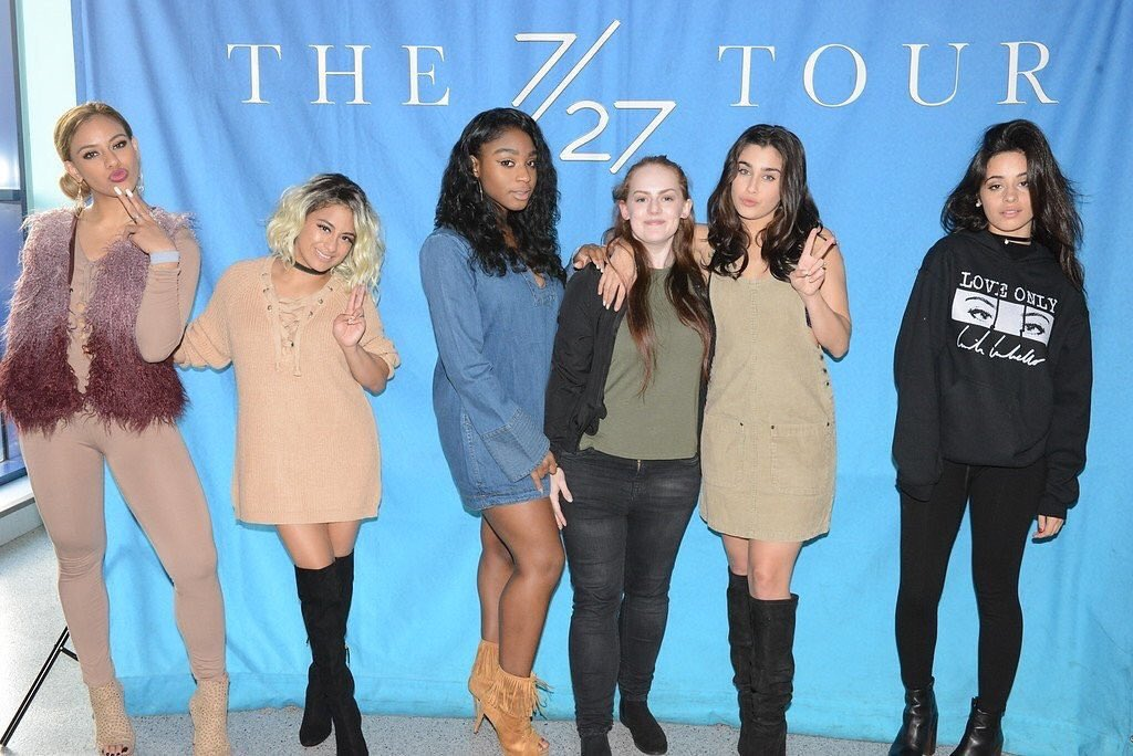 The Fifth Harmony meet and greet really are awful. They really hate each other don't they. https://t.co/LTDMrGSNFY