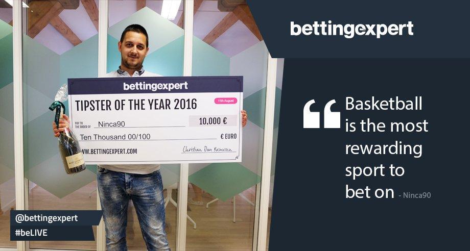 bettingexpert twitter stock