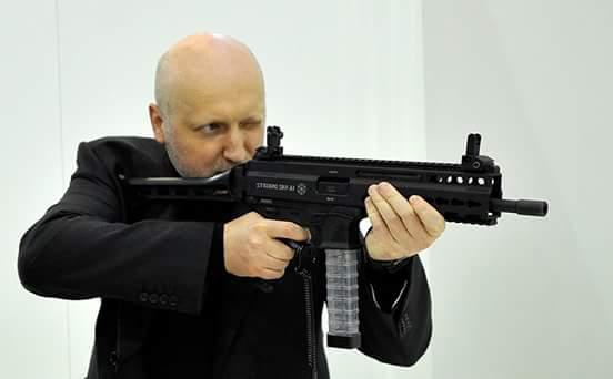 """Выставка """"Оружие и безопасность"""": вездеход """"Побеждающая Хунта"""", боевые роботы, гламурный пистолет """"Форт"""" и бронежилет-вышиванка - Цензор.НЕТ 6057"""