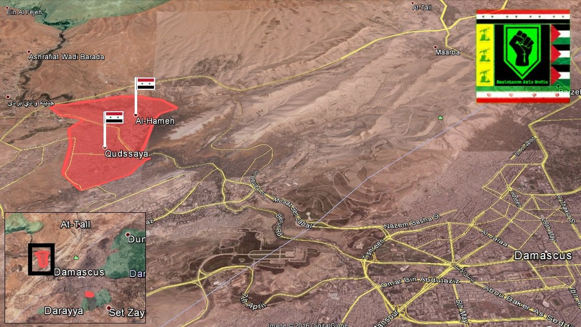 Syrian Civil War: News #9 - Page 38 CukSP4EW8AAxWts