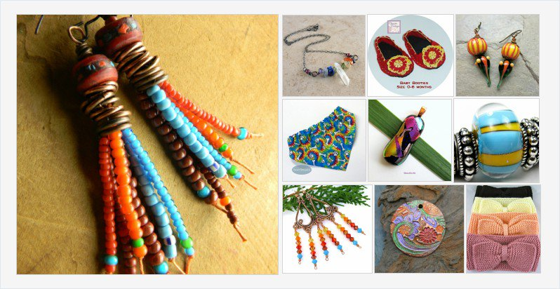 """The #song """"Colours"""" by #Donovan inspired my new #blog! #artisan #handmade https://t.co/UkNYwmehdh https://t.co/mlEkfWUSFu"""