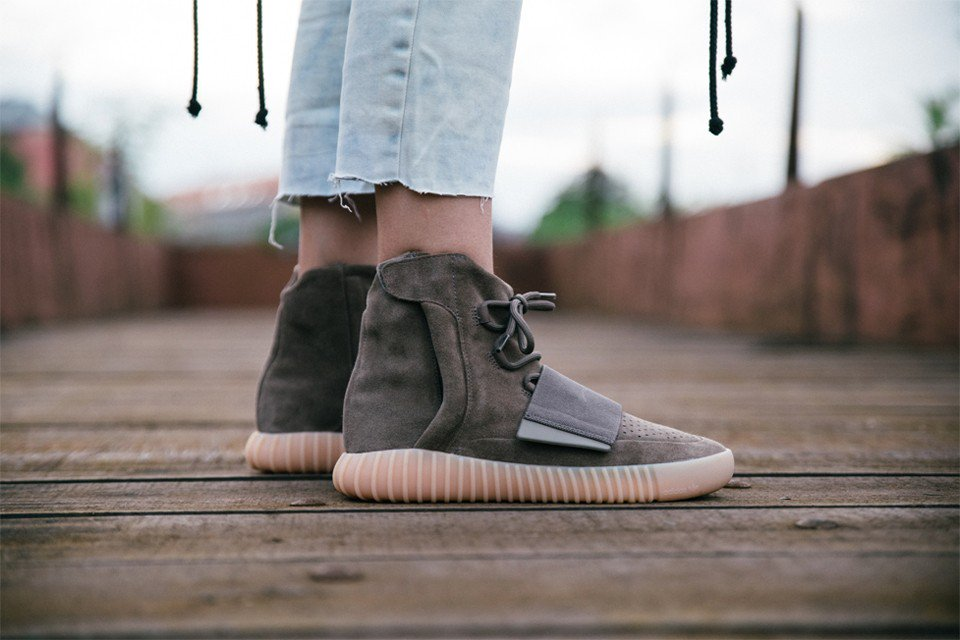 384897ce18c3d highsnobiety and footshop are giving away a pair of the yeezy boost 750  chocolate