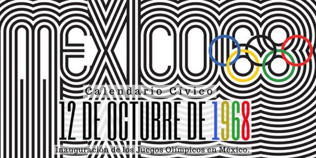 El 12 De Octubre De 1968 Se Inauguraron Los Juegos Olimpicos En