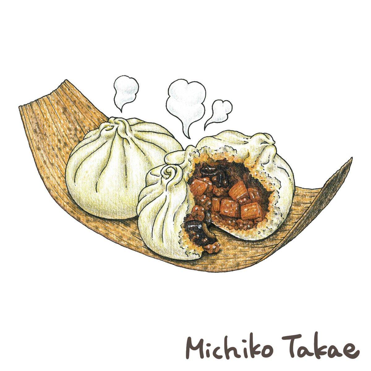 たかえみちこ On Twitter 茶寮 At 札幌肉まん Httpstco