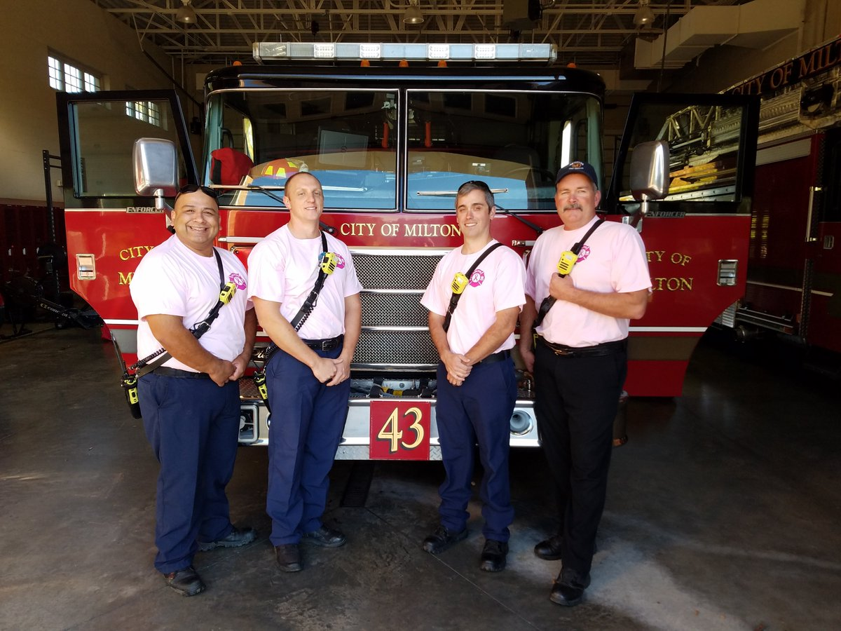"""City Of Milton GA FD On Twitter: """"Proud Of Our Fire Staff"""