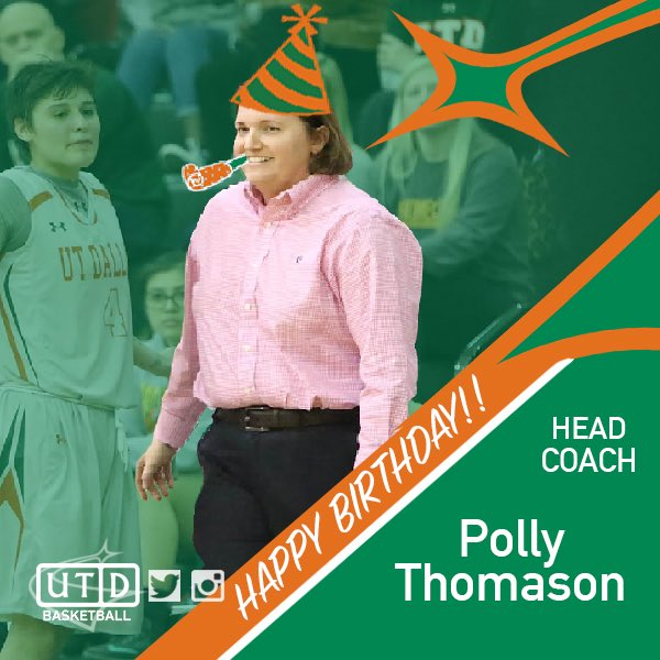 Wishing our Head Coach @piznolly a very Happy Birthday today!! #ItsTime #UTDWHOOSH https://t.co/OW9lbvRkUT