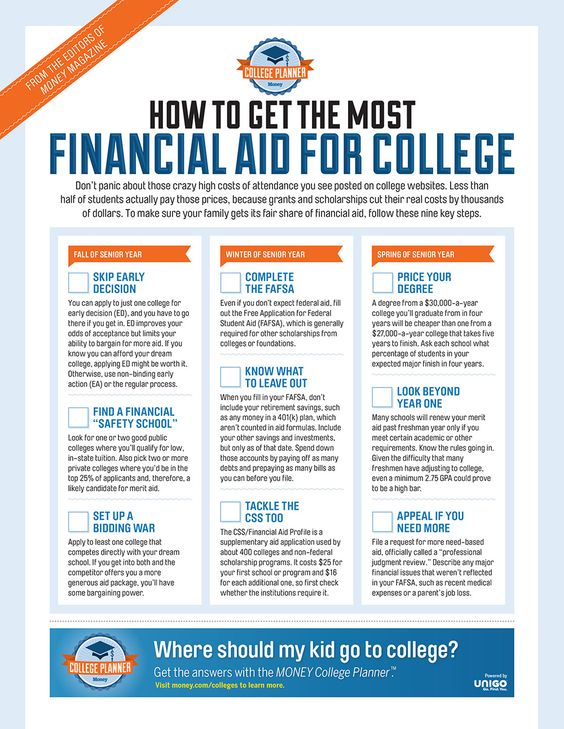 What are good ways to pay for college? ?