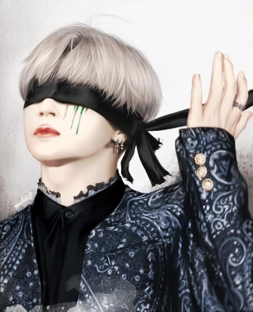 JIMIN - Blood Sweat & Tears ver.  내...