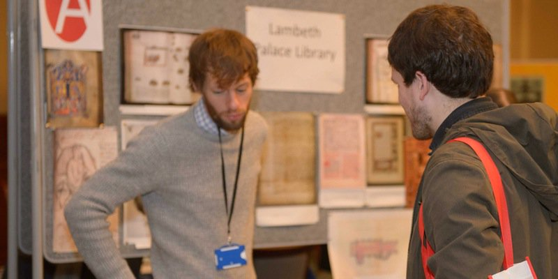 Meet librarians & archivists from across England @SenateHouseLib #histday16 (15 Nov) - book now: https://t.co/3oi7NJk7pH #students https://t.co/LbAYy9Yit0