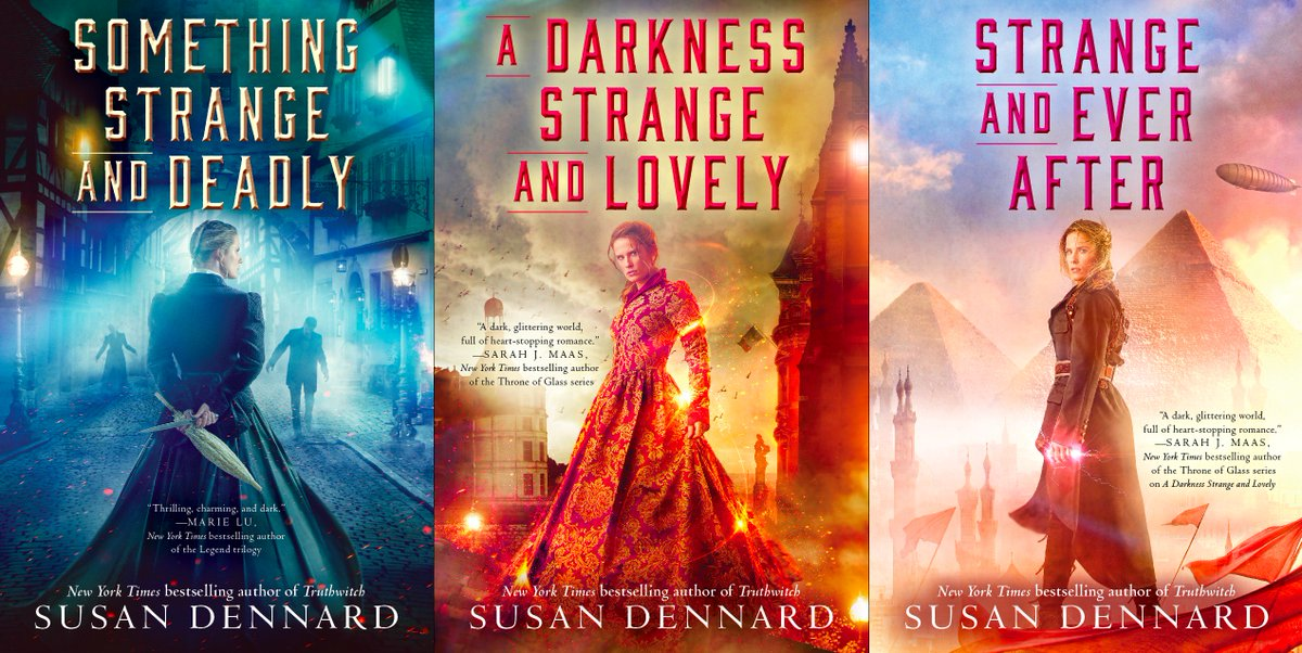 Susan Dennard On Twitter And Heres What All 3 Of The New