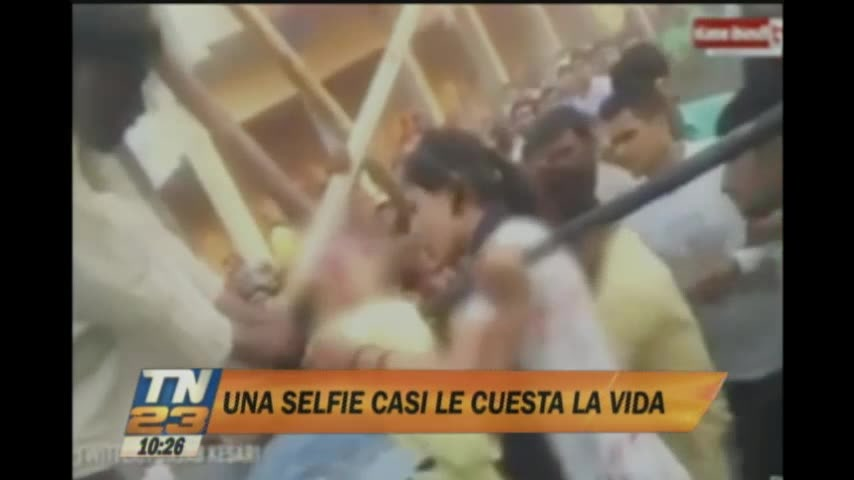 Selfie India, ragazza perde il cuoio capelluto in una ruota panoramica