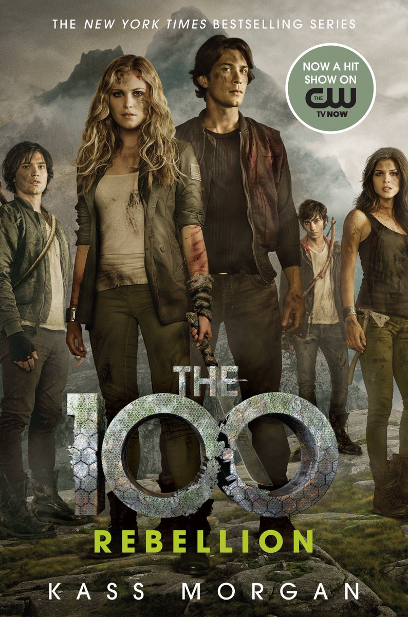 Image result for the 100 rebellion cover